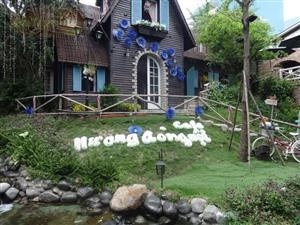 Hương đồng nội - Vườn cổ tích giữa Sài Gòn