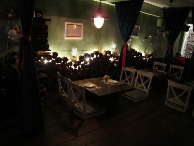Scottage cafe,  quán cà phê dành cho đôi lứa