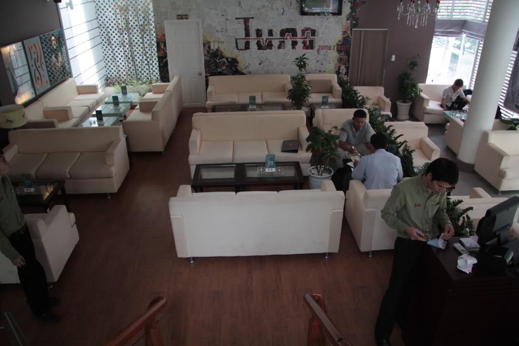 Juno Cafe, Một Nét Đẹp Tao Nhã Của Cafe Sài Gòn