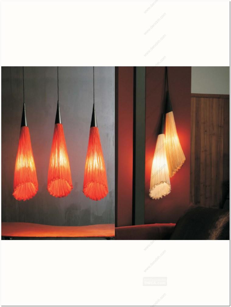 Trang trí đèn phòng ăn - đèn treo quán AD006