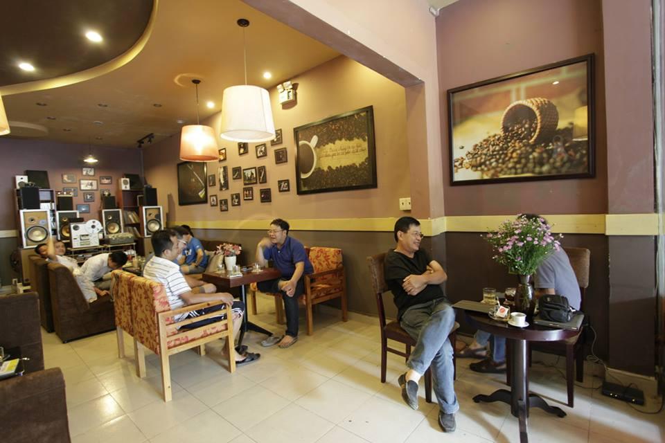 Bazar Coffee, mang đến cho bạn một cảm giác sảng khoái