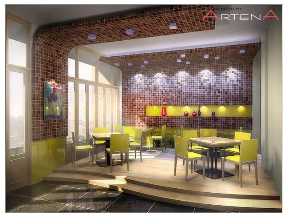 Nhà Đẹp Việt chuyên thiết kế, thi công nội thất quán cà phê.
