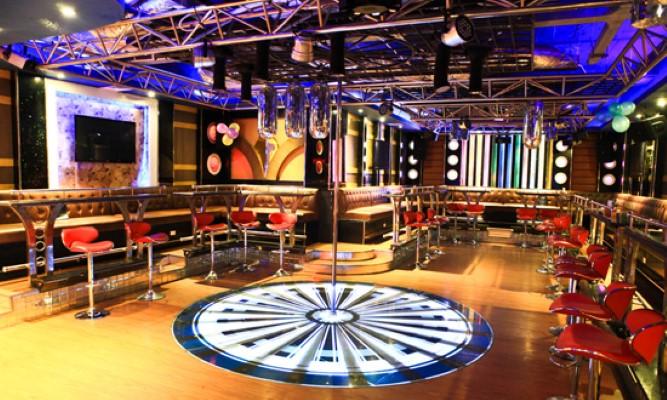 Thiết kế quán bar - Decor quán TNL-003
