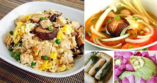 Coffee - Veggie Food Thiền Uyển, thưởng thức nhiều món hấp dẫn