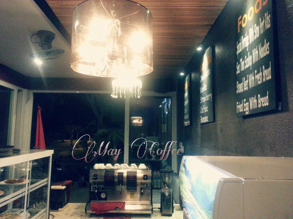 May coffee, quán cà phê đẹp tại Quận 7