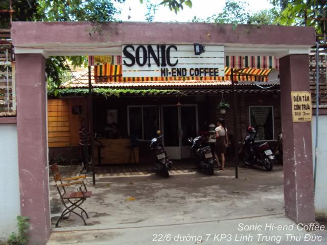 Sonic Hi-End Café