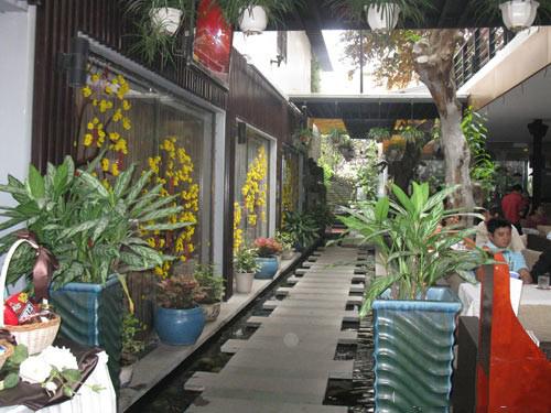 Ân Nam coffee, quán cà phê đẹp tại quận 3