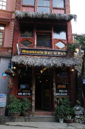 Mountain Bar & Pub - Cafe bar tại Sapa