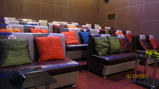 CAFE 3D BẮC NINH - Thưởng thức phim bom tấn 3D tại Bắc Ninh