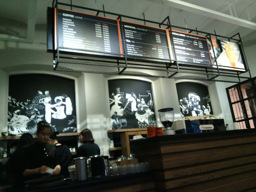 The Coffee House - Ngôi nhà cafe