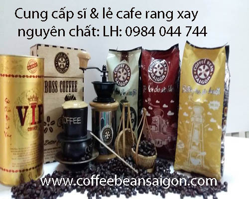 Cung cấp sĩ và lẻ cafe rang xay nguyên chất