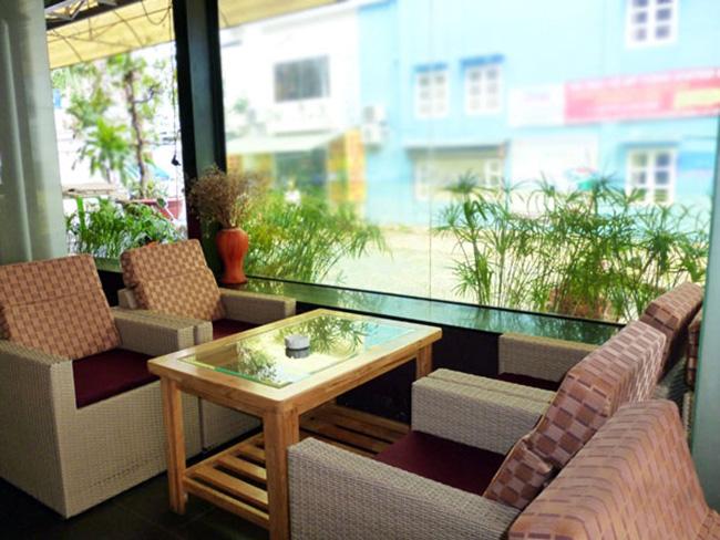 Samba cafe, quán cà phê sang trọng dành cho giới văn phòng