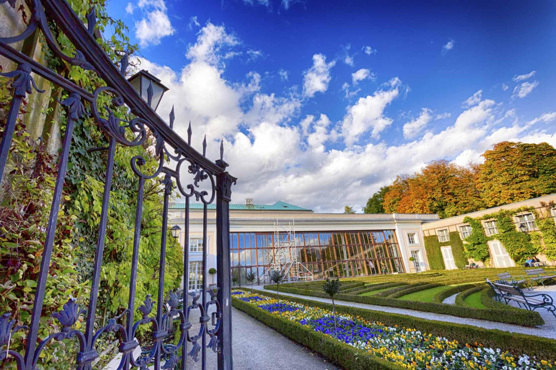 Những điều thú vị về cung điện Mirabell tại Áo