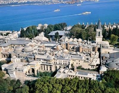 Khám phá Cung điện Topkapi kiệt tác kiến trúc của Thổ Nhĩ Kỳ