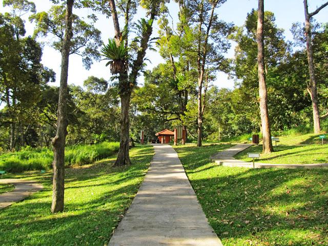 Du lịch Penang và Penang Botanic Gardens địa danh nổi tiếng