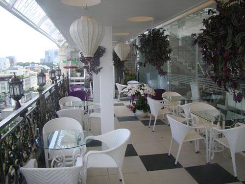 Cafe Viva Lounge, nơi thư giãn hoặc gặp gỡ đối tác để nói chuyện công việc