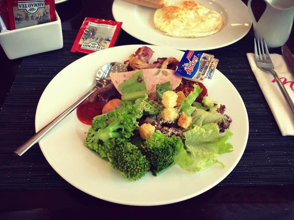 Mercury Cafe, món ăn hấp dẫn của quán