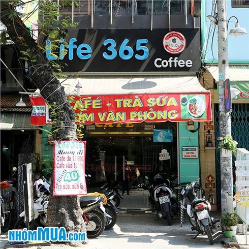 Tuyển gấp giữ xe Cafe Life 365 quận 11 ca sáng (Ngã Tư Tạ Uyên - Trần Quý)