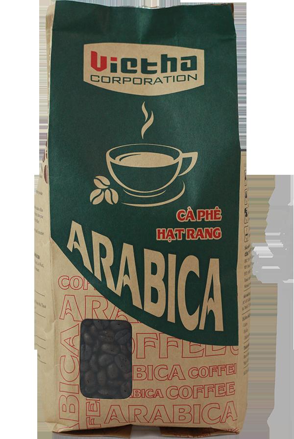 Cà phê hạt - Sốc nặng