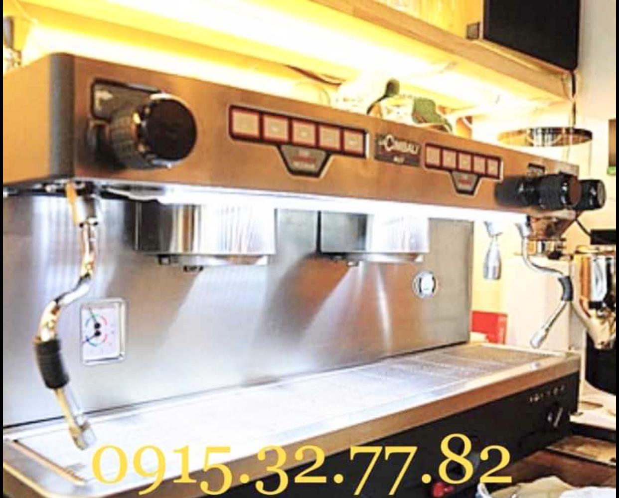 Thanh lý máy pha cà phê chuyên nghiệp giá rẻ tại HCM- LH : 0915.32.77.82